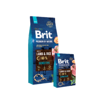 Brit Premium by Nature Lamb & Rice 15kg