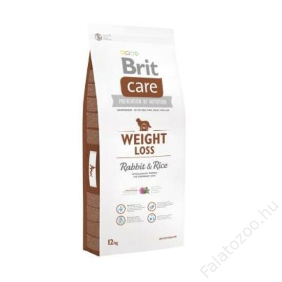 Brit Care Weight Loss Rabbit & Rice 1 kg