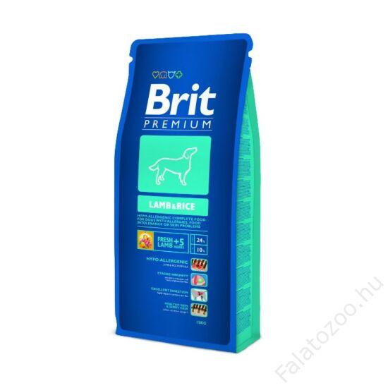 Brit Premium Lamb & Rice 3kg