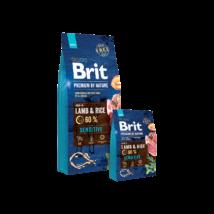 Brit Premium by Nature Lamb & Rice 15kg