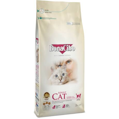 BONACIBO CAT (Chicken_and_Rice with Anchovy) 5 kg