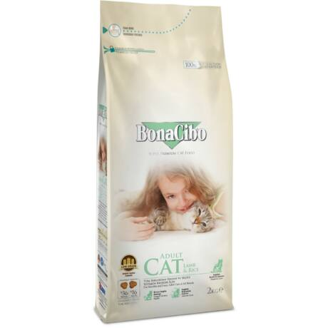 BONACIBO CAT (Lamb_and_Rice) 2 kg