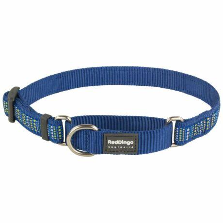 Red Dingo Lotzadotz blue Small Martingale nyakörv