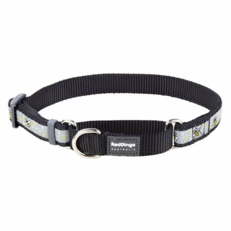 Red Dingo Bumble Bee Black Small Martingale nyakörv