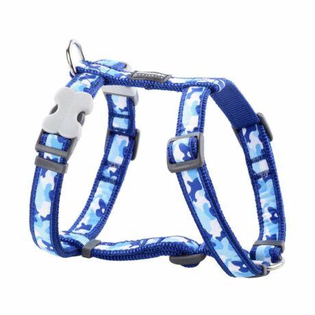 Red Dingo Camouflage Dark Blue Medium Dog hám