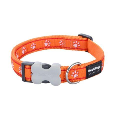 Red Dingo Desert Paws Orange XS kutya nyakörv