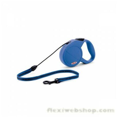 Flexi New Classic szalag M 5m kék 25kg-ig