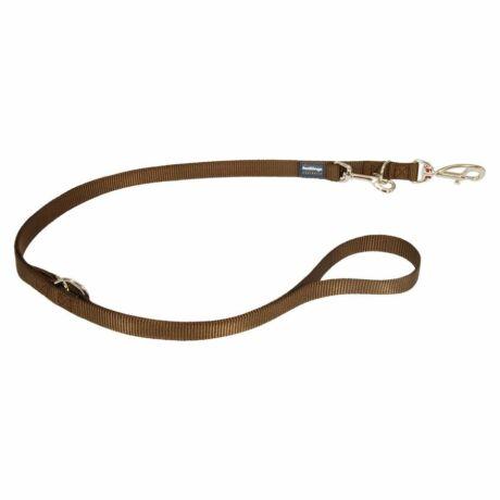 Red Dingo Brown multi-purpose póráz 200 cm Medium