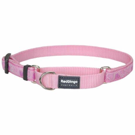 Red Dingo Breezy Love Pink Large Martingale nyakörv