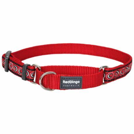 Red Dingo Cosmos Red Large Martingale nyakörv