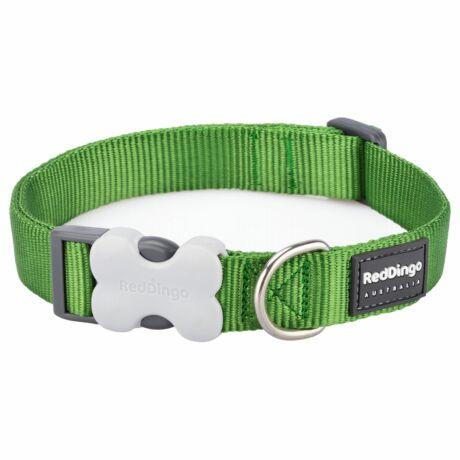 Red Dingo Green XS kutya nyakörv