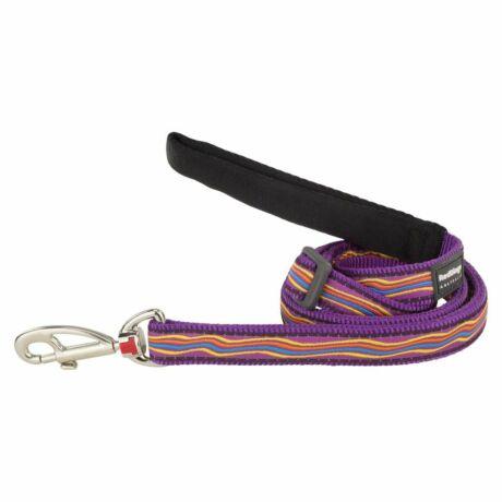 Red Dingo Dreamstream Purple póráz 100-180 cm XS