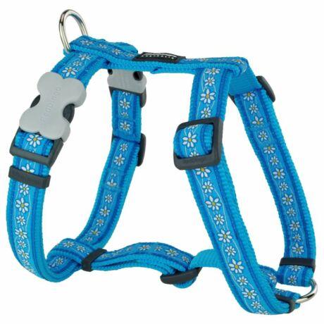 Red Dingo Daisy Chain Turquoise Small Dog hám
