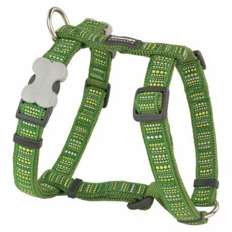 Red Dingo Lotzadotz green XLarge Dog hám
