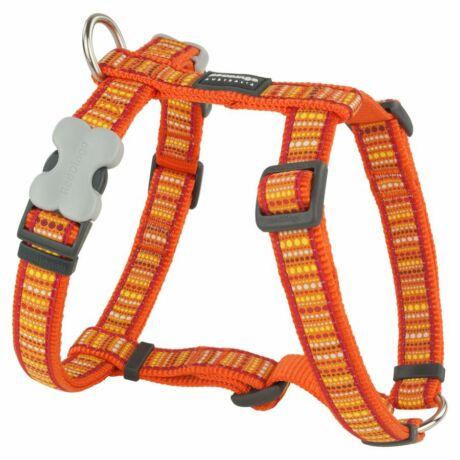 Red Dingo Lotzadotz orange XLarge Dog hám