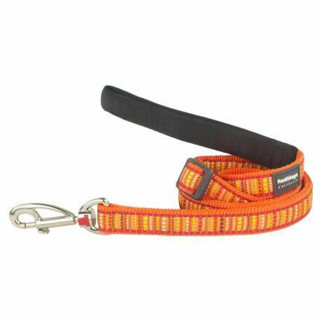 Red Dingo Lotzadotz orange póráz 100-180 cm Small