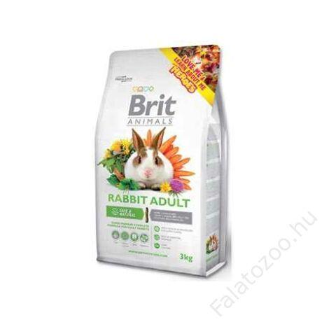 Brit Animals Adult nyúl eledel 300 g