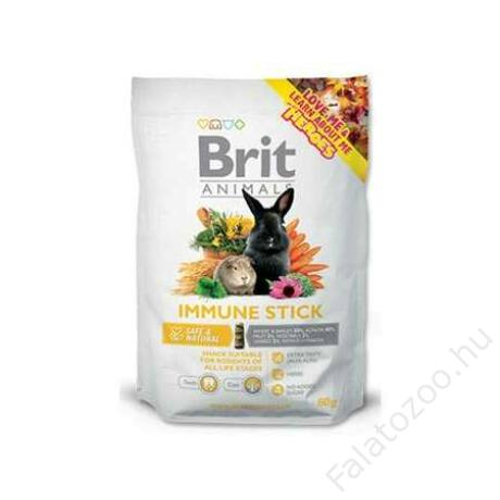 Brit Animals Immune Stick nyúlaknak 80g