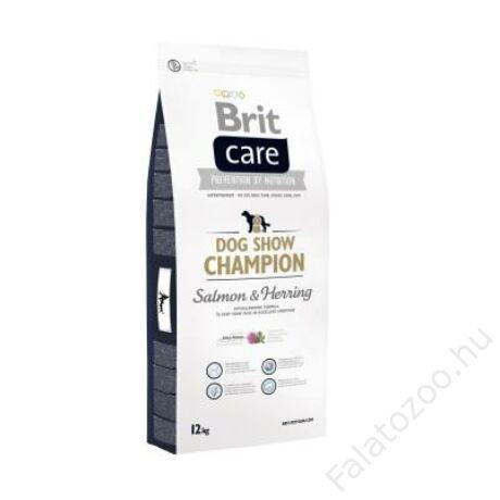 Brit Care Dog Show Champion 12 kg 2db