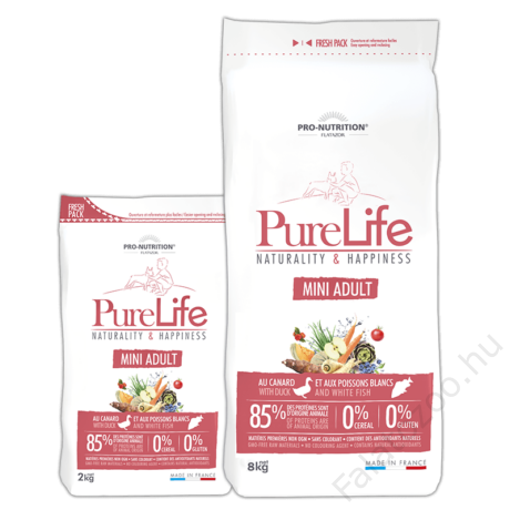 Flatazor Pure Life Mini Adult 2kg
