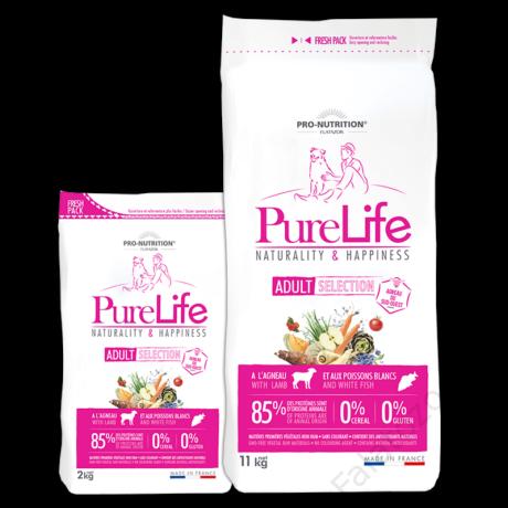 Flatazor Pure Life Adult Selection Lamb&Rice 11kg