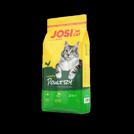 JosiCat Crunchy Poultry 10kg