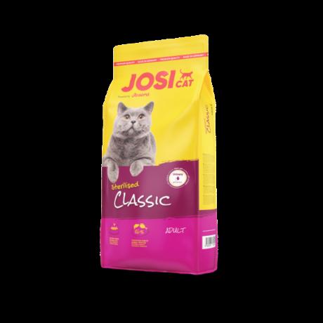 JosiCat Sterilised Classic 7x650 g