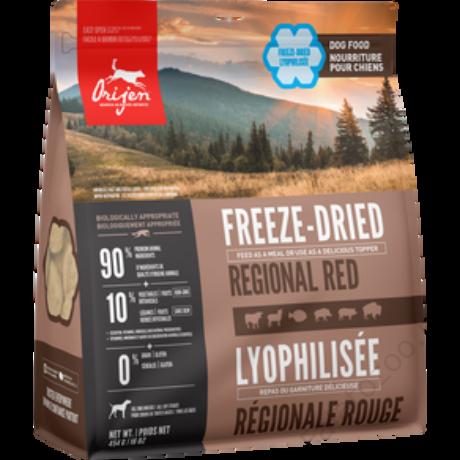 ORIJEN FREEZE DRIED Regional Red 0,17kg