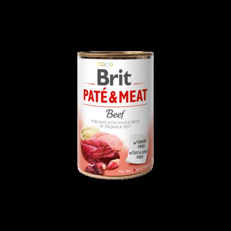 Brit Paté & Meat Beef 400 g