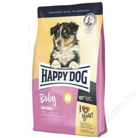 Happy Dog Supreme BABY ORIGINAL 4kg