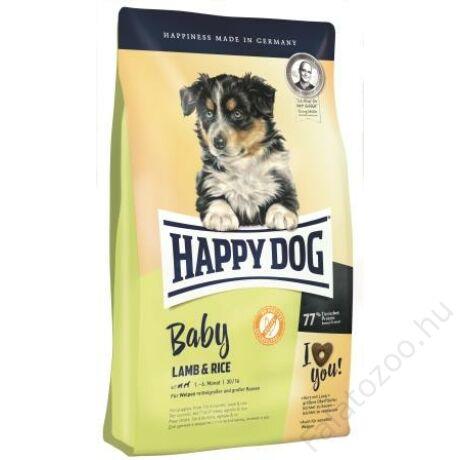 Happy Dog Supreme BABY LAMM/REIS 10kg