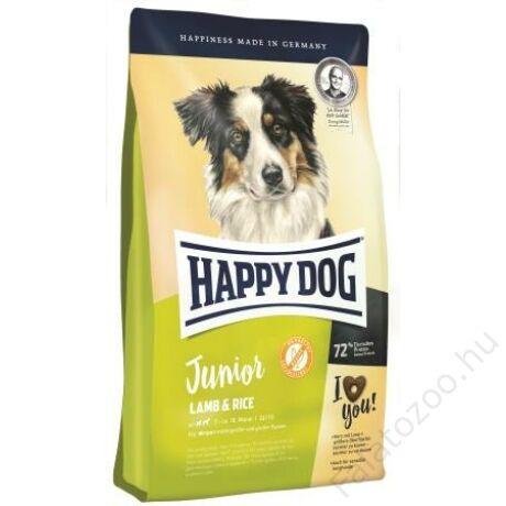 Happy Dog Supreme JUNIOR LAMM/REIS 4kg