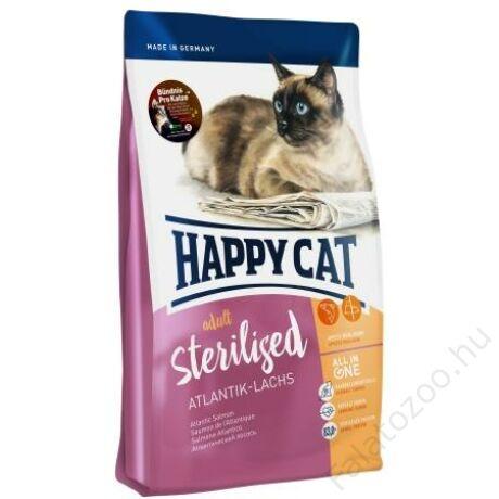 Happy Cat Supreme FIT&WELL ADULT STERILISED LAZAC 4kg
