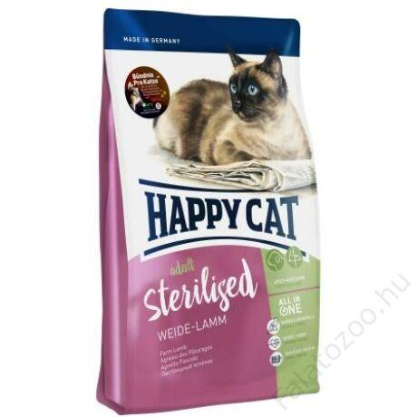 Happy Cat Supreme FIT&WELL ADULT STERILISED BÁRÁNY 4kg