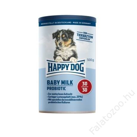 Happy Dog Supreme BABY MILK PROBIOTIC 500g