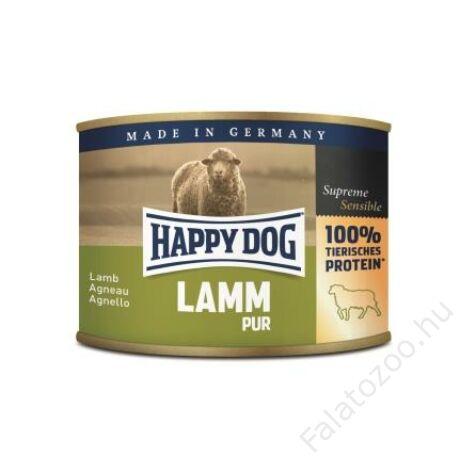 Happy Dog konzerv LAMM PUR (Bárány) 12x200g