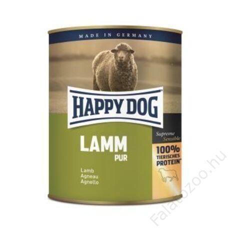 Happy Dog konzerv LAMM PUR (Bárány) 6x800g
