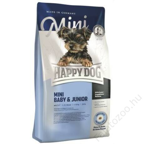 Happy Dog Supreme MINI BABY & JUNIOR 300g