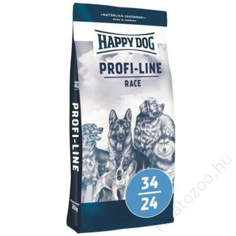 Happy Dog Profi-Krokette RACE 34/24 20kg