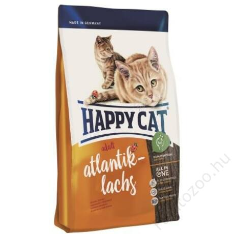 Happy Cat Supreme FIT&WELL ADULT LAZAC 300g