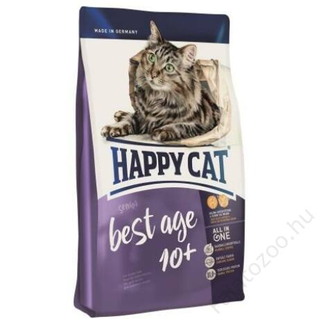 Happy Cat Supreme FIT&WELL BEST AGE 10+ (SENIOR) 1,4kg