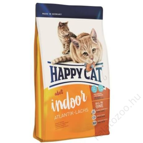 Happy Cat Supreme FIT&WELL ADULT INDOOR LAZAC 10kg