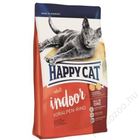 Happy Cat Supreme FIT&WELL ADULT INDOOR MARHA 10kg