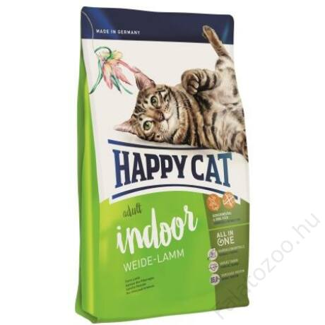 Happy Cat Supreme FIT&WELL ADULT INDOOR BÁRÁNY 4kg