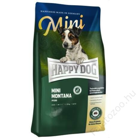 Happy Dog Supreme MINI MONTANA 4kg