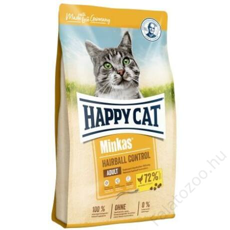 Happy Cat MINKAS HAIRBALL 1,5kg