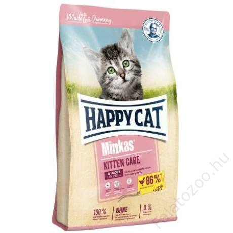 Happy Cat MINKAS KITTEN 10kg