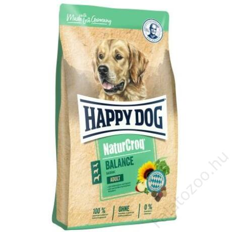Happy Dog NATUR-CROQ BALANCE 4kg
