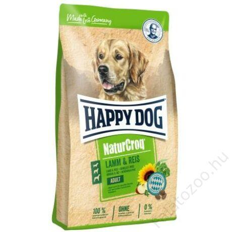 Happy Dog NATUR-CROQ LAMM/REIS (Bárány & rizs) 4kg