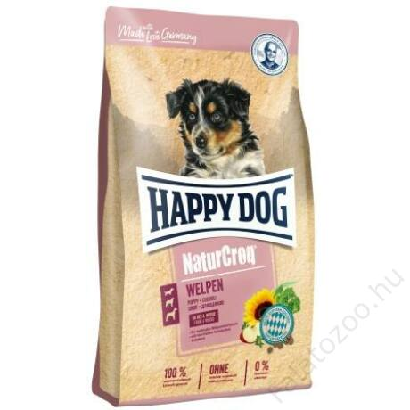 Happy Dog NATUR-CROQ Puppy 4kg